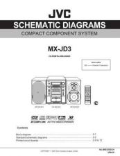 Buy JVC MB320SCH Service Manual by download Mauritron #277637