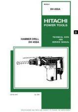 Buy Hitachi DH45SA Tool Service Manual by download Mauritron #319844