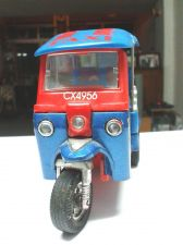 Buy TUK TUK Model Plastic Toys From Thailand