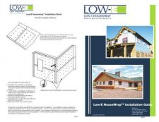 Buy Honeywell lowe housewrapinstall Operating Guide by download Mauritron #316856