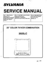 Buy Symphonic 3925LC Service Manual by download Mauritron #331034