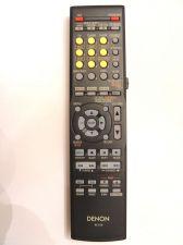 Buy Denon RC-1120 Remote Control - AVR1610 AVR590 DHT-590BA 963307003620D RC1120