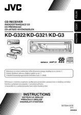 Buy JVC KD-G322-KD-G321-KD-G3-8 Service Manual by download Mauritron #274996