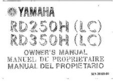 Buy Yamaha 5E1-28199-60 Motorcycle Manual by download #334387