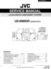 Buy JVC jvc-ca-d752tr= Service Manual by download Mauritron #274682