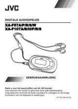 Buy JVC XA-F57A-P-R-S-W-7 Service Manual by download Mauritron #284567