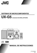 Buy JVC UX-G50J by download Mauritron #284253