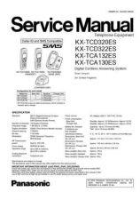 Buy Panasonic KX-TCA122FXT----- Manual by download Mauritron #299735