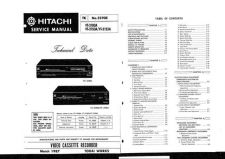 Buy Hitachi TK-2590E Service Manual by download Mauritron #286349
