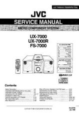 Buy JVC JVC-CA-MX55MBK Service Manual by download Mauritron #274685