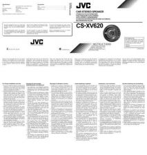Buy JVC CS-XV6930-12 Service Manual by download Mauritron #280249