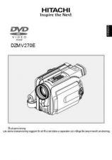 Buy Hitachi DZMV380E_NL Service Manual by download Mauritron #290054