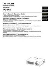 Buy Hitachi PJ-LC5_FI Service Manual by download Mauritron #290681