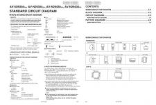 Buy JVC AV-N29430SCH Service Manual by download Mauritron #278969