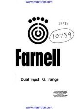 Buy Farnell G15-24A by download Mauritron #307092