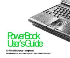 Buy Apple PowerBook Duo 270c Operating Guide by download Mauritron #314411