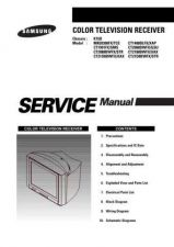Buy Samsung CT-1488 Service Manual by download Mauritron #332795