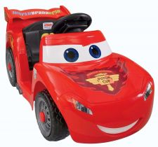 Buy Power Wheels Lightning Car Kids Pixar Toy Red Boys Battery Disney McQueen New