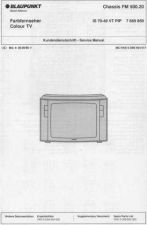 Buy Blaupunkt Chassis FM 500-20 by download Mauritron #306864