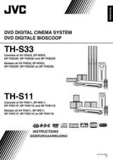 Buy JVC TH-S11-8 Service Manual by download Mauritron #276971