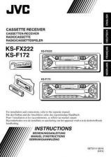 Buy JVC KS-F172-9 Service Manual by download Mauritron #282408