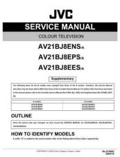 Buy JVC AV-N34F46 sch Service Manual by download Mauritron #280056