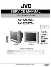 Buy JVC AV-32F485 sch Service Manual by download Mauritron #279931