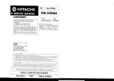 Buy Hitachi TK-2796E Service Manual by download Mauritron #286362