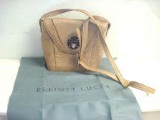 Buy Elliot Lucca Black Snakeskin Embossed Leather Cross Body Bag & Dustbag NWOT
