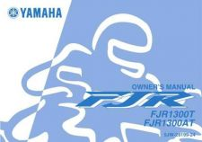 Buy Yamaha 5JW-28199-24 Motorcycle Manual by download #334449
