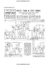 Buy EKCO T368P Equipment Service Information by download Mauritron #328352
