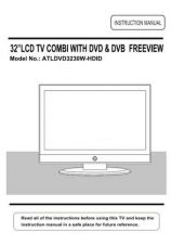 Buy Akura ATLDVD3230W-HDID IB Service Manual by download Mauritron #330316