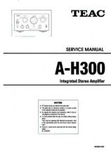 Buy Teac AH300 Service Manual by download Mauritron #319293