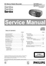 Buy PHILIPS AZ-1000-1001 CDC-883 by download Mauritron #331532