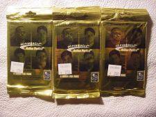 Buy 3 packs new 1996 PINNACLE Action Packed football HOBBY NFL pack