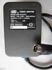 Buy 4-PIN 12v power supply - HP ScanJet 4400C 5490C Scanner cable plug electric ac