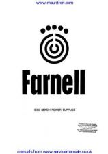 Buy Farnell E30 Series by download Mauritron #307091