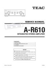 Buy Teac A2300SD Service+Manual by download Mauritron #330013