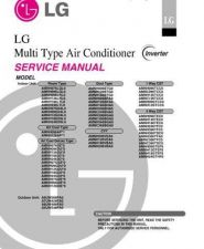 Buy LG LG-AMNH246D3 Manual by download Mauritron #304873