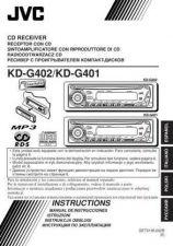 Buy JVC KD-G402-KD-G401-5 Service Manual by download Mauritron #281931
