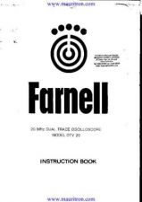 Buy Farnell DTV-20 by download Mauritron #315369
