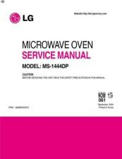 Buy LG 3828W5S3972 CDC-2183 Manual by download Mauritron #304290
