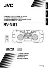 Buy JVC RV-NB1-4 Service Manual by download Mauritron #276443
