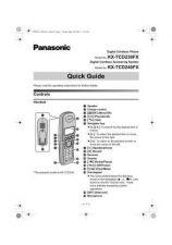 Buy Panasonic KX-TCD220G Manual by download Mauritron #300053