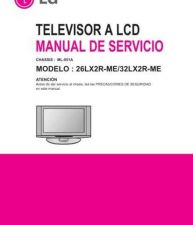 Buy LG LG-S0043M(26 32LX2R-ME SP) CDC-2180 by download Mauritron #320831