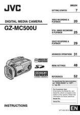 Buy JVC GZ-MC500U Service Manual by download Mauritron #280952