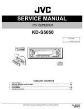 Buy JVC KD-S31J sch Service Manual by download Mauritron #282101