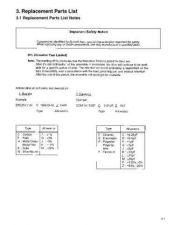 Buy JVC YA030PAR(1) Service Manual by download Mauritron #278533