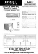 Buy Hitachi R-C- CLU-418U-419UI. Service Manual by download Mauritron #285551