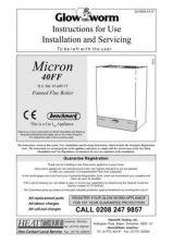 Buy Glow Worm GLOW MICRON 40 by download Mauritron #324458